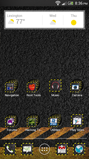 Construction Apex Icon Pack
