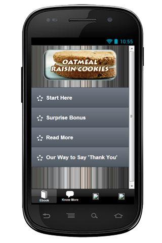 Recipe Oatmeal Raisin Cookie