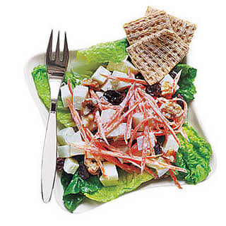 Winter Waldorf Salad.