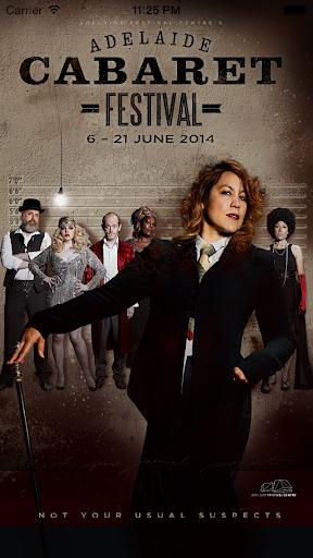 Adelaide Cabaret Festival 2014