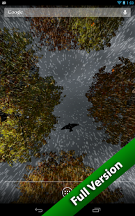 Falling Leaves Free Wallpaper - screenshot thumbnail