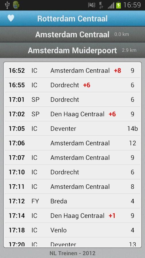 NL Treinen 2 Premium - screenshot
