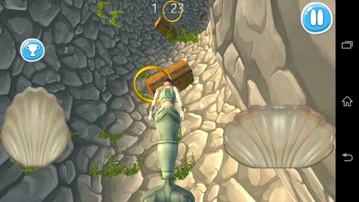 美人鱼比赛3D|玩冒險App免費|玩APPs