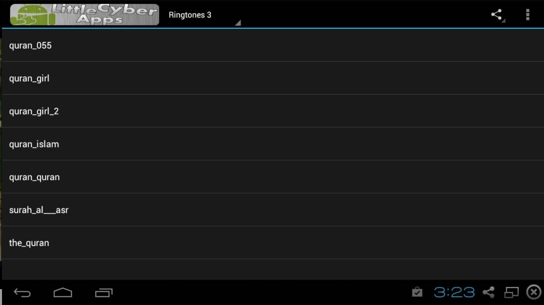 AL Quran Ringtones Android Apps On Google Play