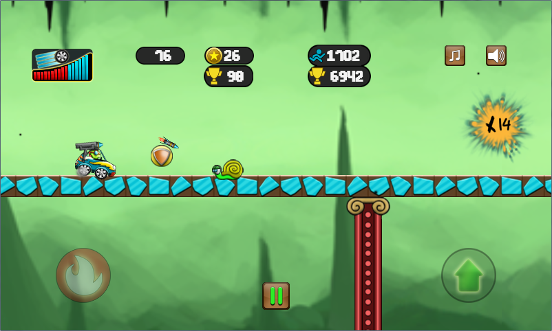Turtle Leap- screenshot