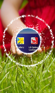 LG Optimus Lockscreen - screenshot thumbnail