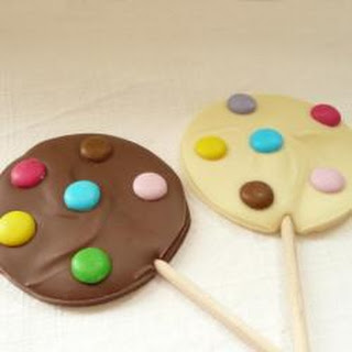 Chocolate Lolly Pops Recipe