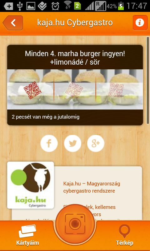 uStamp Hungary - screenshot