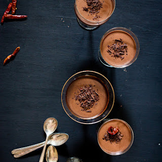 Hawt Chocolate Custard