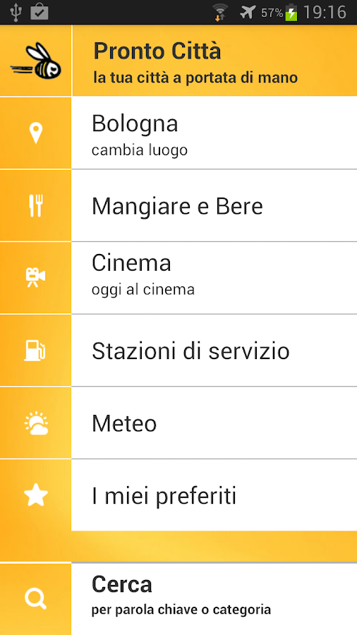 Pronto Città- screenshot