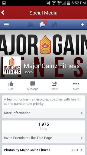 Major Gainz