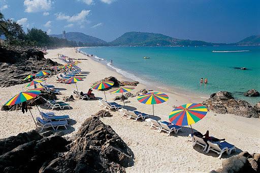 Thailand-patong-beach_phuket - Patong Beach on Phuket, Thailand.