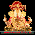 Ganesh Aarti and Wallpapers icon