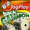 JagPlay Backgammon online icon