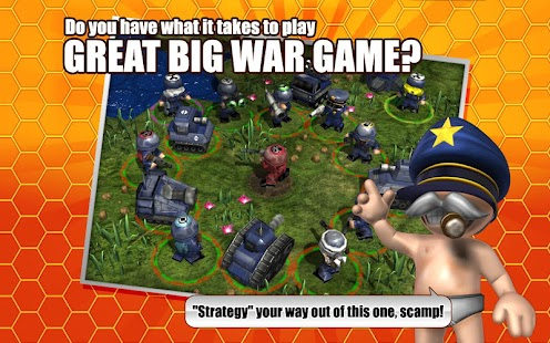 Great Big War Game Screenshot 1