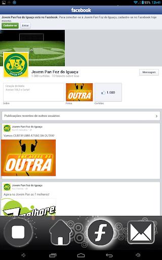 Jovem Pan Foz do Iguau00e7u 1.0 screenshots 2