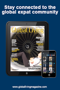 Global Living Magazine- screenshot thumbnail