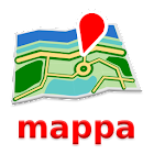 Madrid Offline mappa Map icon
