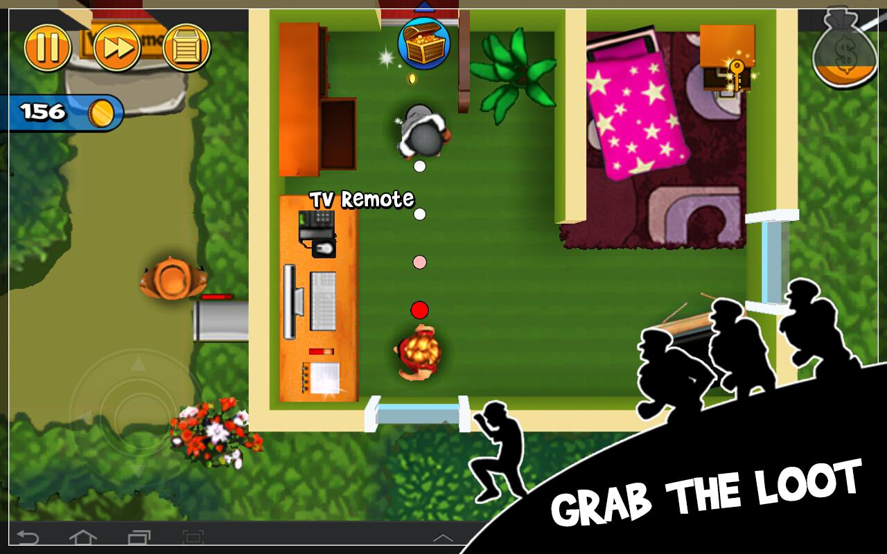 Robbery Bob Free AJA screenshot #19