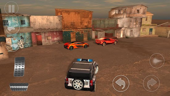 Mad Cop4: Police Racing 3D Android Game