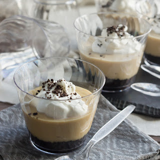 Salted Caramel Pudding Recipes.