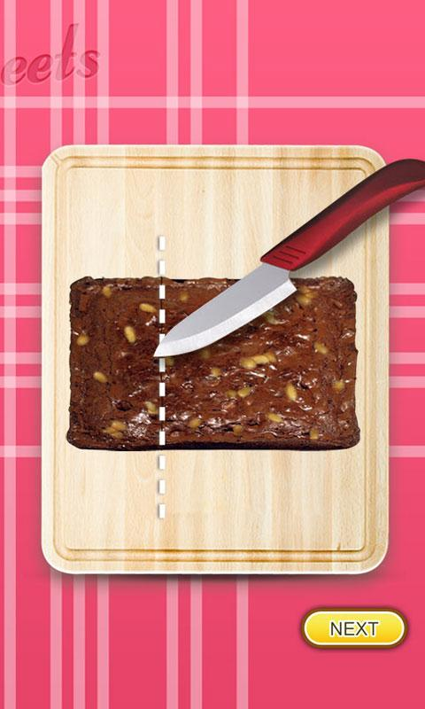 Brownie Maker - Cooking games - screenshot