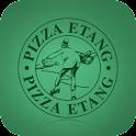 피자에땅 logo