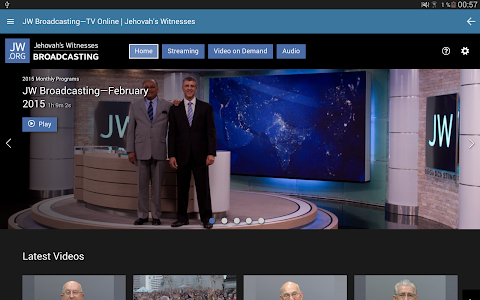 JW Broadcasting screenshot 7