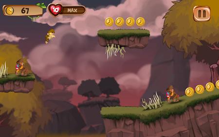Banana Island –Monkey Kong Run 1.92 screenshot 638924