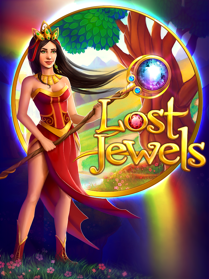 Lost Jewels Match 3 Puzzle Apps Para Android No Google