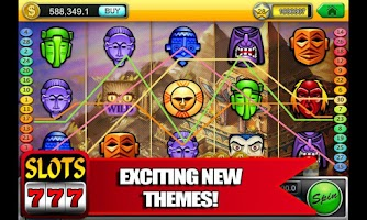 Screenshot of Slots Master™