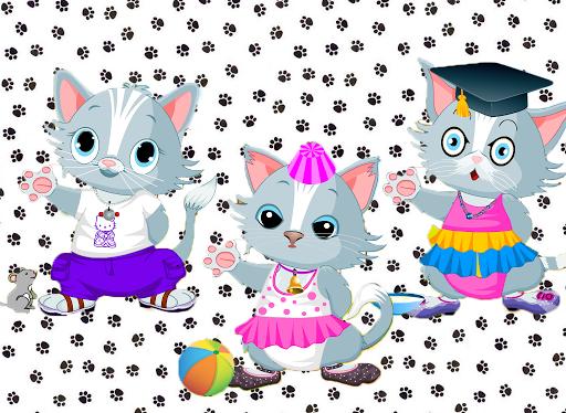 玩免費休閒APP|下載귀여운 키티 스타일링 - 애완 동물 게임 app不用錢|硬是要APP