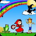 Kids Stories - Nursery Rhymes icon
