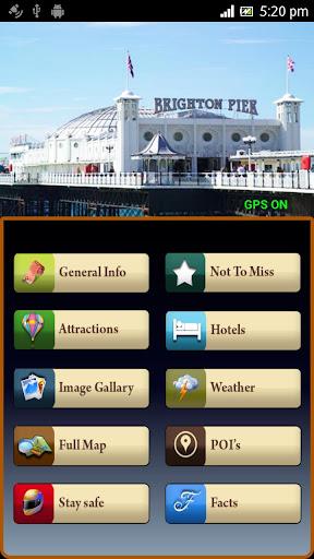 Brighton Offline Travel Guide
