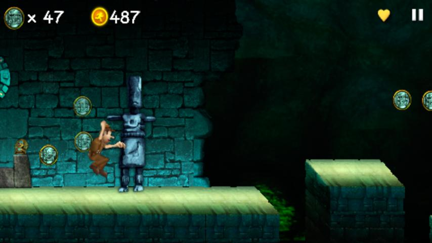 Tadeo in the Lost Inca Temple- screenshot