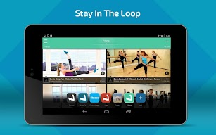 Workout TV - Fitness Videos! screenshot for Android