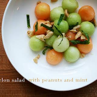 Spicy Melon Salad.