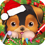 Christmas Pets Nail Salon 1.0.0 Apk
