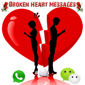 Broken Heart - Whatsapp