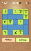 Screenshot of Number Island - Puzzle Game