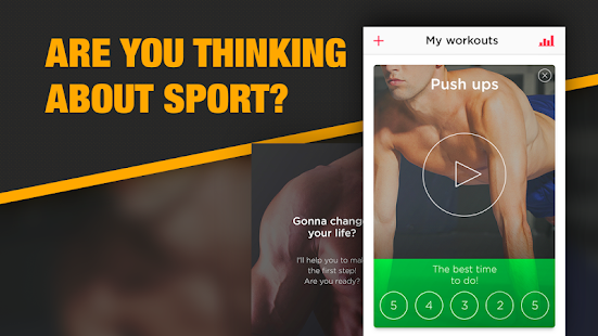 My Coach - Workout trainer- screenshot thumbnail