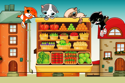 Supermarket Differences Game