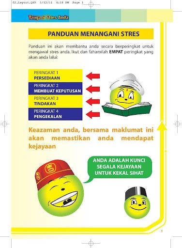 KKM BKP Cara Menangani Stres