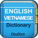 English–Vietnamese dictionary logo
