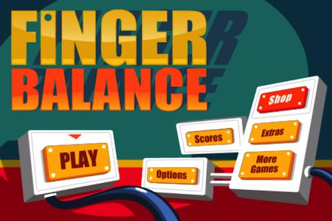 Finger Balance Free- screenshot