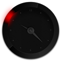Ultra - analog clock widget icon