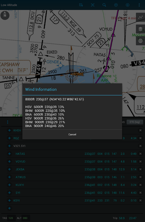 FlightPro - screenshot