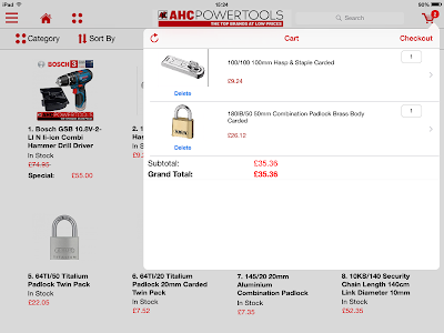 AHC Powertools screenshot 5