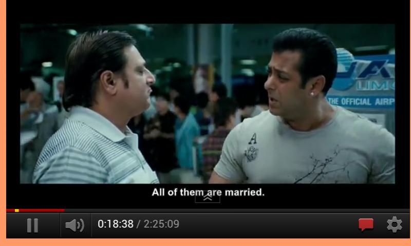 Hindi Movies HD - screenshot