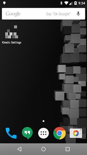 Kinetic Live Wallpaper